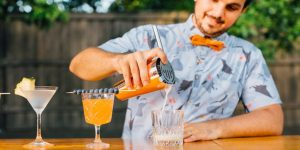 hire a barman Gerringong